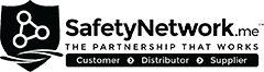 SafetyNet Logo - Black